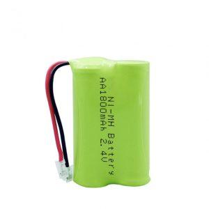 Bateria e rikarikueshme NiMH AA1800mAh 2.4V