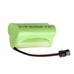 Bateria e rimbushshme e NiMH AA2400 3.6V