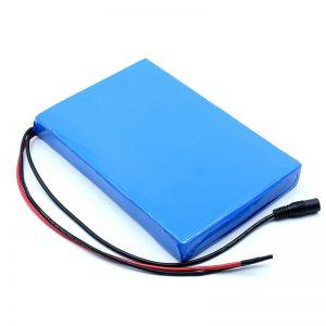 Bateria litium 18650 12V 10AH për biçikletë elektrike