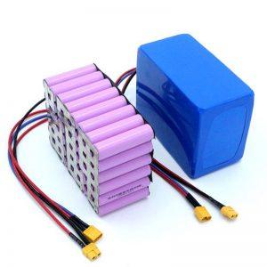Shitet Çmimi i Fabrikës Bateri 18650 Bateri Bateri me fuqi të Lartë 12V e Rimbushur Li Ion