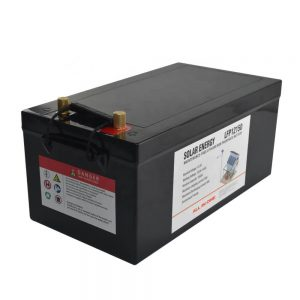 Bateri diellore me cilësi të lartë 12v 200ah LiFePO4
