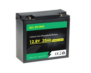 Rechargeable Deep Cycle Lifepo4 12V 20AH Lithium ion Battery Pack OEM