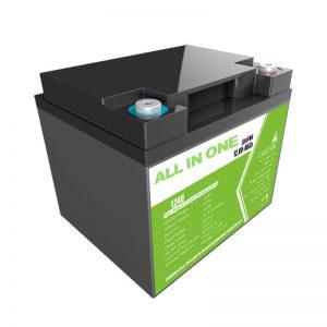 Çmimi i fabrikës 12.8V 40Ah zëvendësimi i acidit plumb për ruajtjen e energjisë së pajisjes shtëpiake
