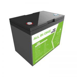 Bateri jonike Lithion Hotsale 12.8V 80Ah për ruajtjen e energjisë diellore furnizimi me energji elektrike zëvendëson baterinë e acidit plumb jetëgjatësi