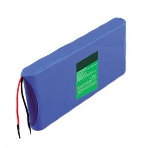 18650 14.4V 6000mAh Bateri litiumi kundër grimcave me lazer