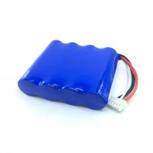 Paketë baterie litiumi me jon litium 14.8V 2200 mAh 18650 për pastrues inteligjent inteligjent