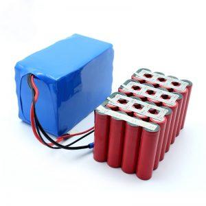 Përshtatur me cilësi të lartë Çmimi i mirë Shitja e lartë 18650 24V 8.8Ah Bateri