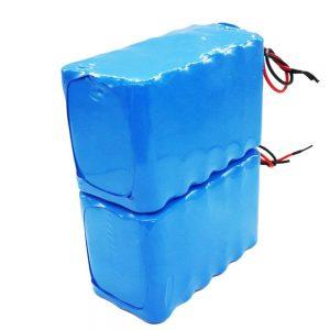 Shitje e nxehtë bateri e rimbushshme 18650 cikël i thellë bateri jon litium 24 volt për biçikleta elektrike