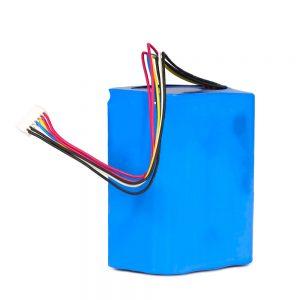 E veçantë përdoret për Aparatet dhe Instrumentet Mjekësorë 18650 3500mah qeliza paketë baterie 7.2v10.5ah