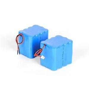 Bateri litiumi e rimbushur e rimbushur e baterisë 18650 me shkarkim të lartë 3s4p 12v li jon