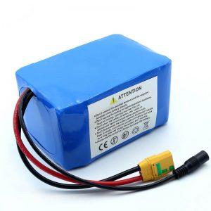Paketë baterie me raft e pasme ODM e-biçikletë 14s2p 52v 7ah me cilësi të lartë