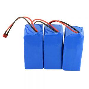 Paketimi i baterive të jonit litium të personalizuar 5S2P të rimbushur 18V 4.4Ah për veglat elektrike