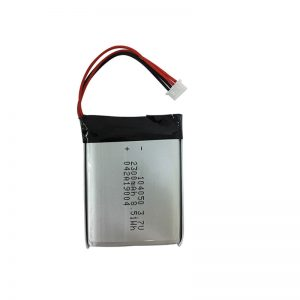 3.7V 2300mAh Instrumentet e provës dhe pajisjet bateri poliumi litium AIN104050