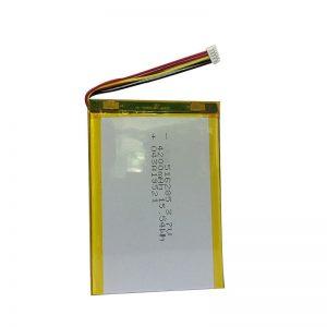 516285 Bateri litiumi polimer instrumentesh shtëpiake inteligjente 3.7V 4200mAh