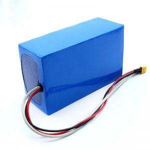 Lithium Rechargeable 36V 10Ah Li -on 18650 Bateri Skateboard Elektrike