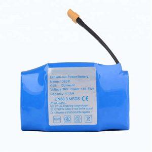 Paketa e blerjes më të shitur të baterive litium 36v 4400mah 10s2p hoverboard