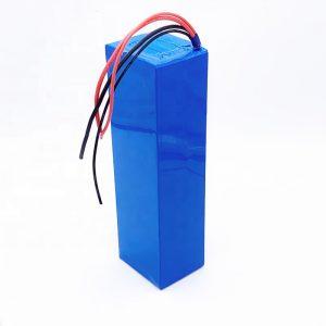 Biçikletë litium jon bateri e fshehur 36v 7.8Ah Biçikletë elektrike li-jon bateri e fshehur 36v bateri tubi poshtë për biçikletë