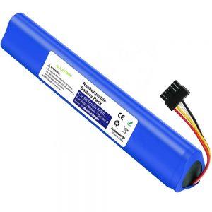 Bateri zëvendësuese 4000mAh 12V NiMh për seri Neato Botvac dhe vakum robotik të serive D 945-0129