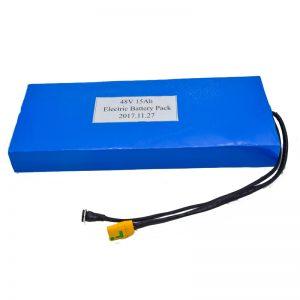 Bateri litiumi me shumicë 15Ah 48V për skuter elektrik