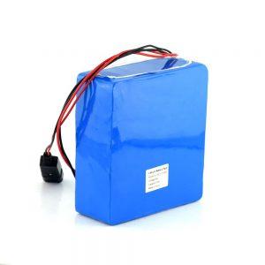 Paketimi i baterive të litiumit jon të rimbushur 48V 15Ah 20Ah 48 bateri biçikletë elektrike skuter elektrike