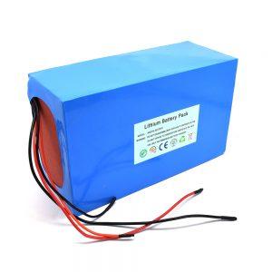 Paketim baterie litiumi 48v / 20ah për skuter elektrik