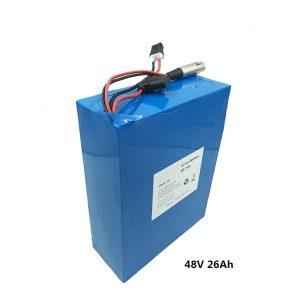 48v26ah bateri litiumi për etwow elektrike skuter bateri grafeni motor elektrik prodhues të baterive litium 48 volt