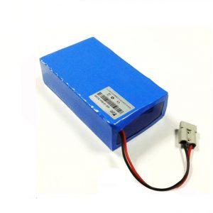 Bateria e jonit litium paketon bateri elektrike skuter 60v 12ah