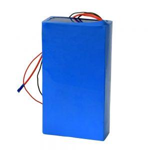 Bateri litiumi e rimbushshme 60v 12ah për skuter elektrik