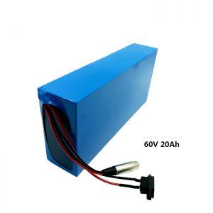Paketë baterie e rimbushur e personalizuar litium 60v 20ah EV bateri