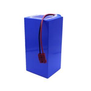 Paketë baterie litium jon 60v 40ah bateri litium 18650-2500mah 16S16P për skuter elektrik / biçikletë elektronike