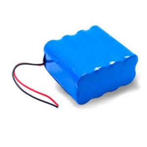 Paketa e baterive li-ion 2S4P 7.4V 12.0Ah bateri jon litium akku për pompën e ujit diellor në pellg peshku