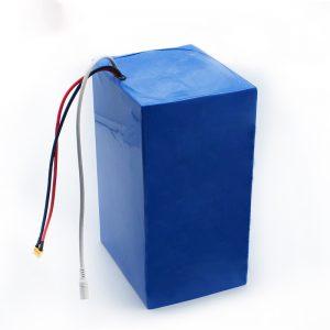 të gjitha në një automjet elektrik motor skuter bateri litium 72V 30Ah