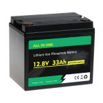 ALL IN ONE 26650 lifepo4 12V 33ah lithium iron phosphate battery pack