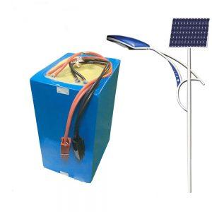 Bateria e riparueshme LiFePO4 180AH 24V