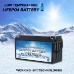 Paraqitja e GJITHA N IN NJ O Bateritë e Fosfatit të Lithiumit me temperaturë të ulët