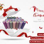 Gëzuar Christams Përshëndetje nga Të Gjithë Në Një Battery Technology Co Ltd