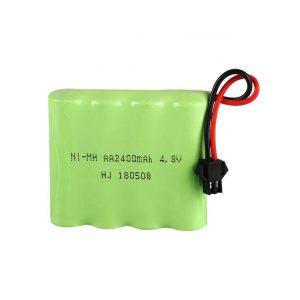 Bateria e rimbushshme e NiMH AA2400mAH 4.8V