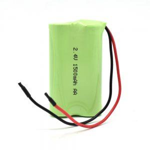 Bateria e rikarikueshme NiMH AA1500mAh 2.4V