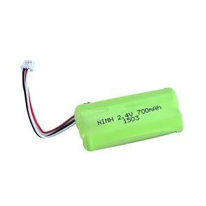 Bateria e rimbushshme e NiMH AA700 2.4V