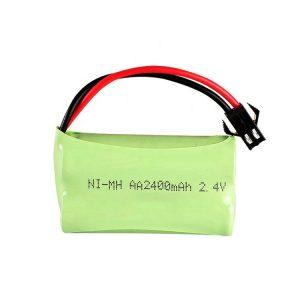 NiMH Bateri e Rimbushshme AA2400mAH 2.4V