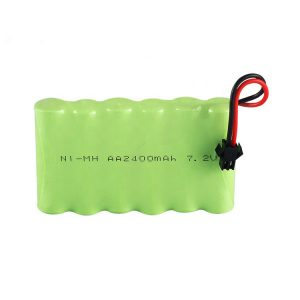 Bateria e riparueshme e NiMH AA 2400mAh 7.2V