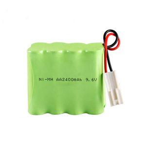 Bateria e rimbushshme e NiMH AA2400 9.6V