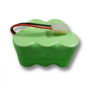 Bateria e rimbushshme e NiMH D9000mAH 6V