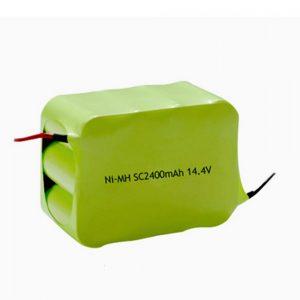 Bateria e riparueshme e NiMH SC 2400mAH 14.4V
