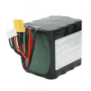 Bateri të rimbushshme 18650 Bateri 3S4P Li-ion Battery Pack 11.1V 10Ah për llambë me diell