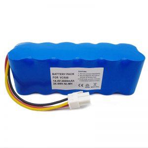 bateri fshesë me korrent 14.4v me cilësi të lartë për navibot SR8750 DJ96-00113C VCA-RBT20