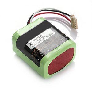 Beston Scooba Mint5200B 7.2V 3Ah zëvendësim Paketimi i rimbushshëm i baterisë Ni-MH për pastruesin vakum iRobot